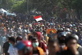 Unjuk rasa di kendari mengakibatkan satu mahasiswa tewas