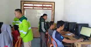 Kursus Komputer dilaksanakan PT GKP
