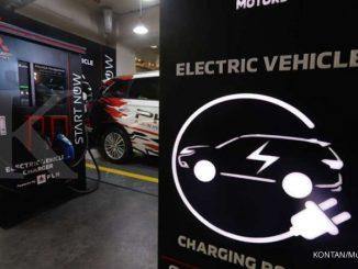 industri kendaraan listrik